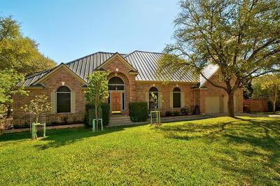 Travis County, Williamson County Single Family Home Pending - Taking Backups: 6405 Rusty Ridge Dr