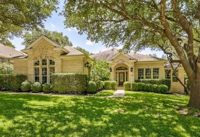 Round Rock Single Family Home For Sale: 2131 Hilton Head