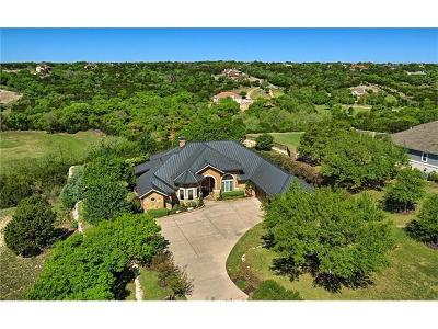 Leander Single Family Home For Sale: 3303 Crystal Falls Pkwy