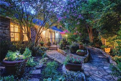 Austin Single Family Home For Sale: 2502 Braemar Cv