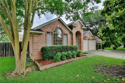 Austin Single Family Home For Sale: 16608 Denise Dr