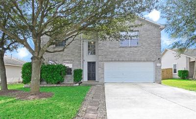 Hays County Single Family Home For Sale: 1275 Amberwood Loop