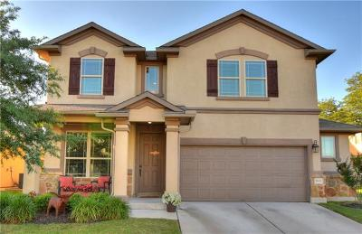 Hays County, Travis County, Williamson County Single Family Home Pending - Taking Backups: 7632 Evening Sky Cir #G-19