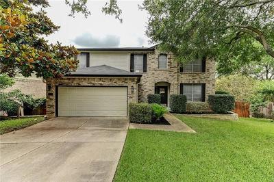 Cedar Park Single Family Home For Sale: 2814 Cortez Dr