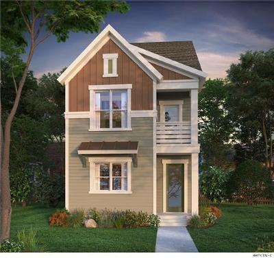 Single Family Home For Sale: 2708 Zach Scott St