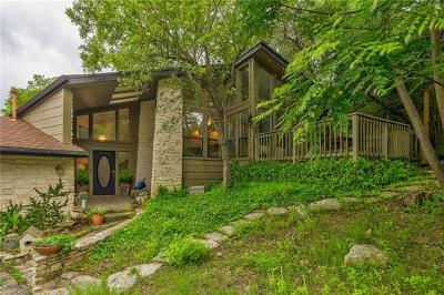 Travis County Single Family Home For Sale: 5 Hillside Ct