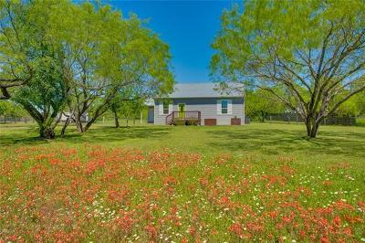 Cedar Creek Single Family Home For Sale: 390 Mount Olive Rd #C