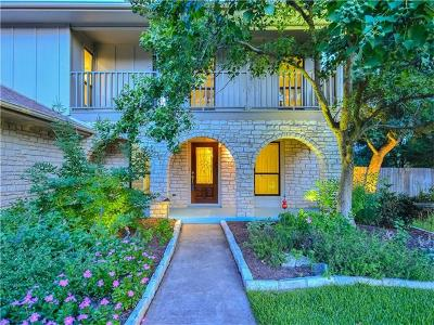 Round Rock Single Family Home Pending - Taking Backups: 3901 Valley View