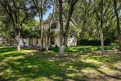 Austin Single Family Home Pending - Taking Backups: 3019 Thousand Oaks Dr