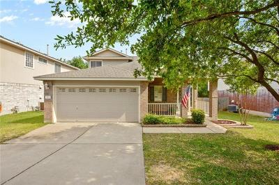 Round Rock Single Family Home For Sale: 903 Mammoth Ct