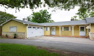 Austin Single Family Home For Sale: 2326 and 2324 Hartford Rd