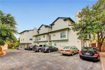 Condo/Townhouse For Sale: 3307 Speedway #E