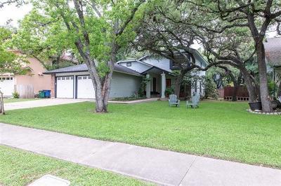 Austin Single Family Home For Sale: 8804 Coastal Dr