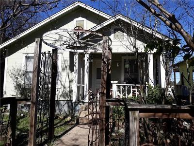 Austin Multi Family Home Pending - Taking Backups: 2206 E 13th St