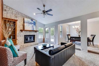 Pflugerville Single Family Home For Sale: 5420 Killingsworth Ln