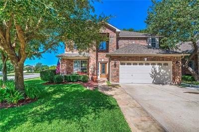 Cedar Park Single Family Home For Sale: 2403 Kimra Ln