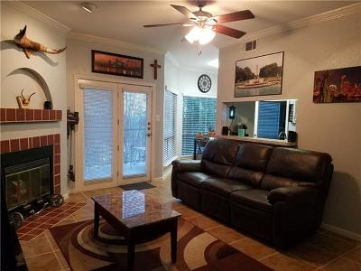 Hays County, Travis County, Williamson County Condo/Townhouse Pending - Taking Backups: 3840 Far West Blvd #111