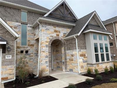 Austin Single Family Home For Sale: 569 Stone River Dr