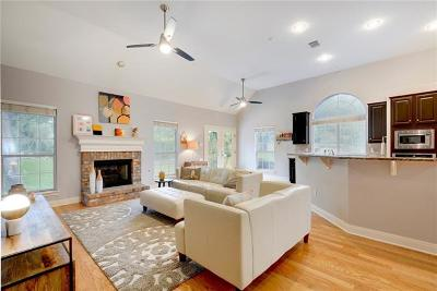 Austin Single Family Home For Sale: 7008 Rain Creek Pkwy