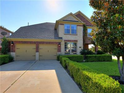 Hutto Single Family Home For Sale: 1401 Augusta Bend Dr