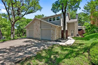 Austin Condo/Townhouse For Sale: 1245 Spyglass Dr #B
