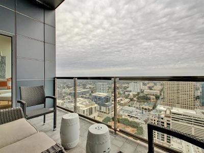 W Austin Hotel And Residences Condo/Townhouse For Sale: 210 Lavaca St #3110