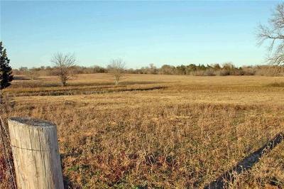Luling Farm For Sale: Tenney Creek Rd