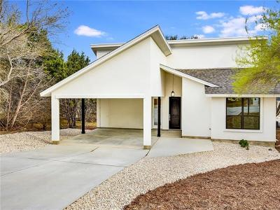 Point Venture Single Family Home For Sale: 18507 Staghorn Dr