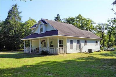Lexington TX Single Family Home For Sale: $275,000