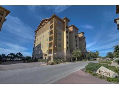 Horseshoe Bay Condo/Townhouse For Sale: 1000 The Cape Rd #23