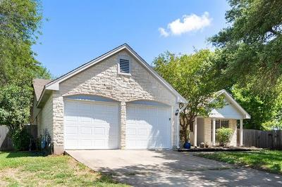 Pflugerville Single Family Home For Sale: 1214 Noton Ct