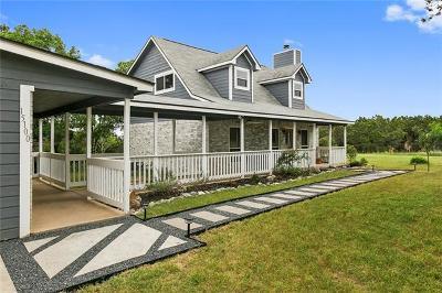 Austin Single Family Home Pending - Taking Backups: 15100 Sophie Dr