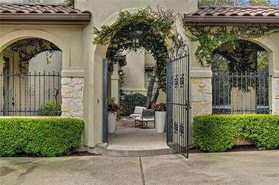 The Hills Single Family Home For Sale: 7 Butterfly