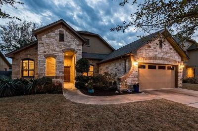 Cedar Park Single Family Home Pending - Taking Backups: 409 S Gadwall Ln