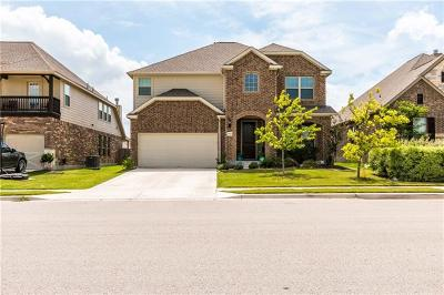 Pflugerville Single Family Home For Sale: 21412 Windmill Ranch Ave