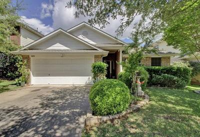 Travis County Single Family Home For Sale: 13213 Calf Roping Trl