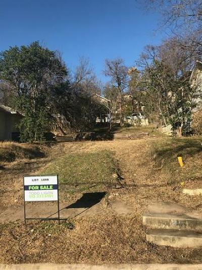 Residential Lots & Land For Sale: 1208 W 8th St