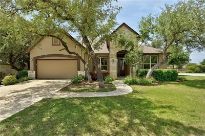 Bee Cave Single Family Home For Sale: 4537 Mont Blanc Dr