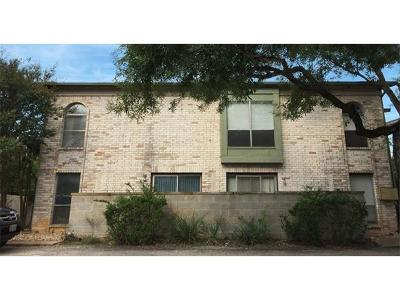 Austin Multi Family Home For Sale: 1210 Hollow Creek Dr
