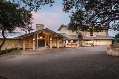 Travis County Single Family Home For Sale: 2510 Camino Alto