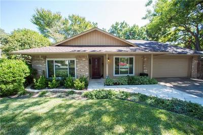 Austin TX Single Family Home Pending - Taking Backups: $325,000
