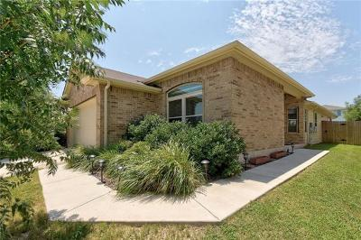 Manor Single Family Home Pending - Taking Backups: 12407 Timber Arch Ln