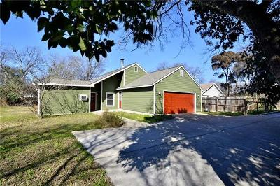 Travis County Single Family Home For Sale: 1113 Taulbee Ln