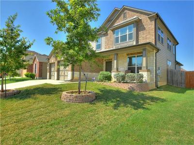 Austin Single Family Home For Sale: 8604 Capitol View Dr