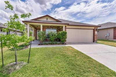 Jarrell Single Family Home For Sale: 148 Hondo Gap Ln