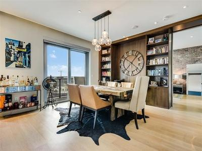 Austin Condo/Townhouse For Sale: 200 Congress Ave #27A
