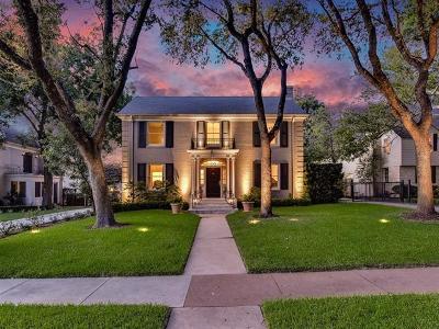 Austin Single Family Home Pending - Taking Backups: 1502 Wooldridge Dr