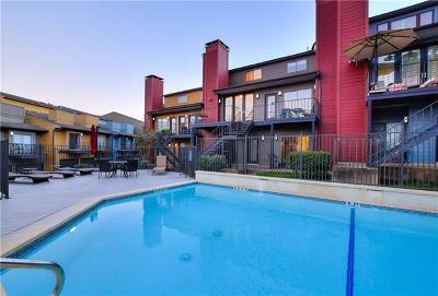 Condo/Townhouse For Sale: 1501 Barton Springs Rd #213