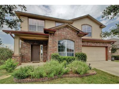 Pflugerville Single Family Home Pending - Taking Backups: 16624 Bridgefarmer Blvd