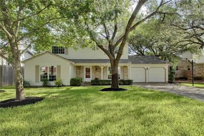 Austin Single Family Home For Sale: 11825 Eubank Dr